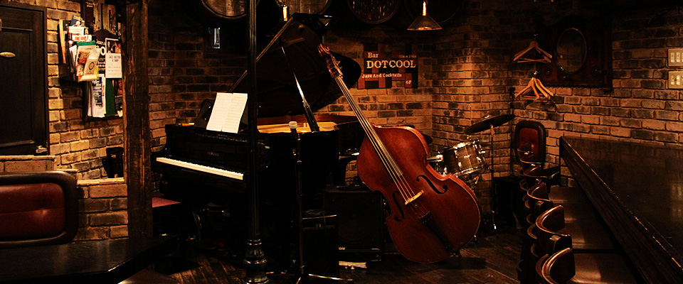 JAZZ BAR DOTCOOL:ドットクール